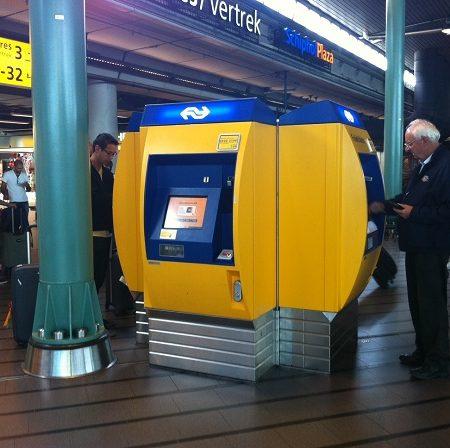 Где купить билеты на поезд из аэропорта?