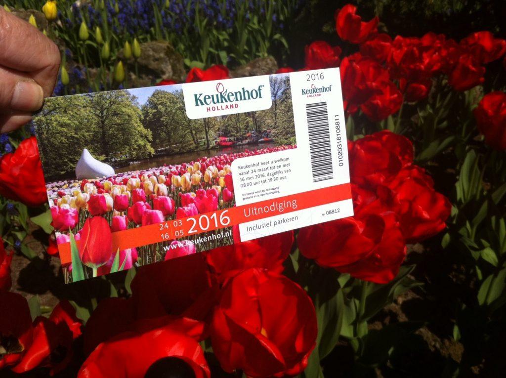 Билеты в Кекенхоф, купить онлайн