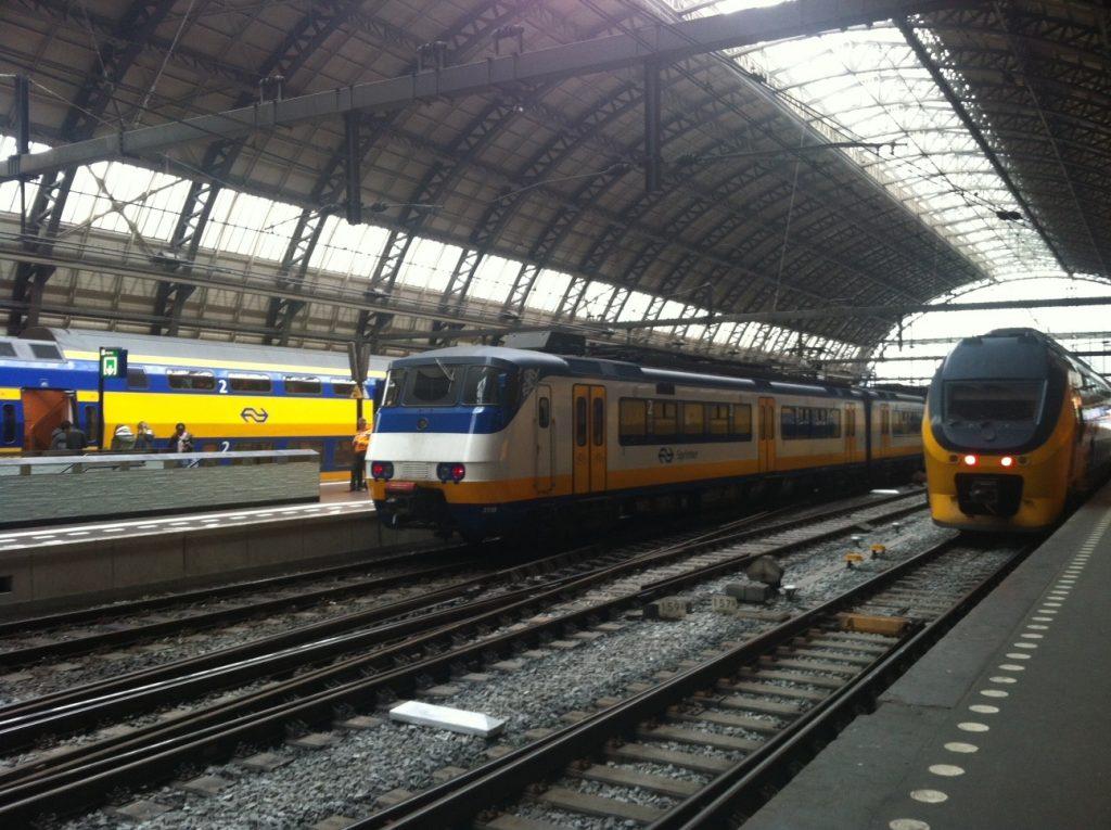 Сколько стоит транспорт в Амстердаме?