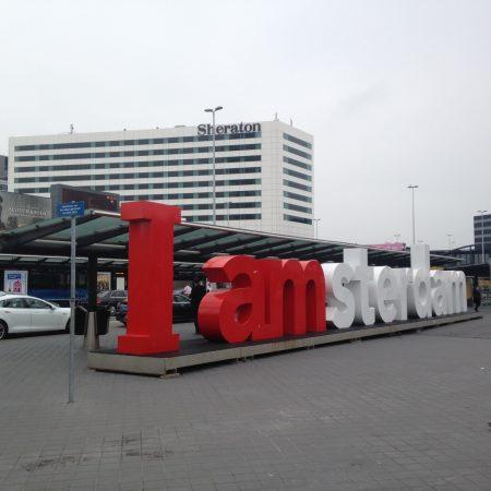 Отели в аэропорту Схипхол: найти и забронировать