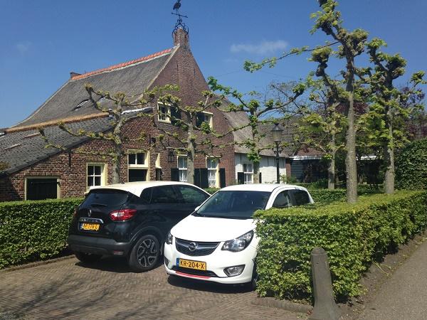 Парковка в Амстердаме