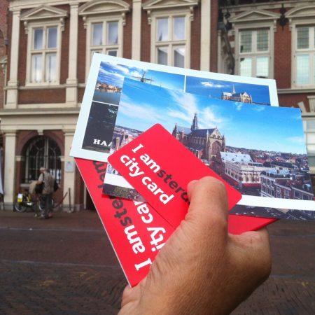 Купить карту I amsterdam: онлайн заказ и точки продаж