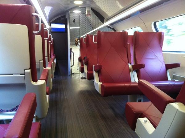 Поезд Амстердам - Париж: билеты и расписание