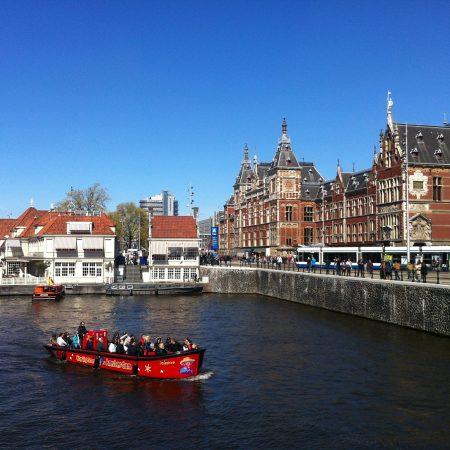 Автобусы и круизы Hop on Hop off в Амстердаме