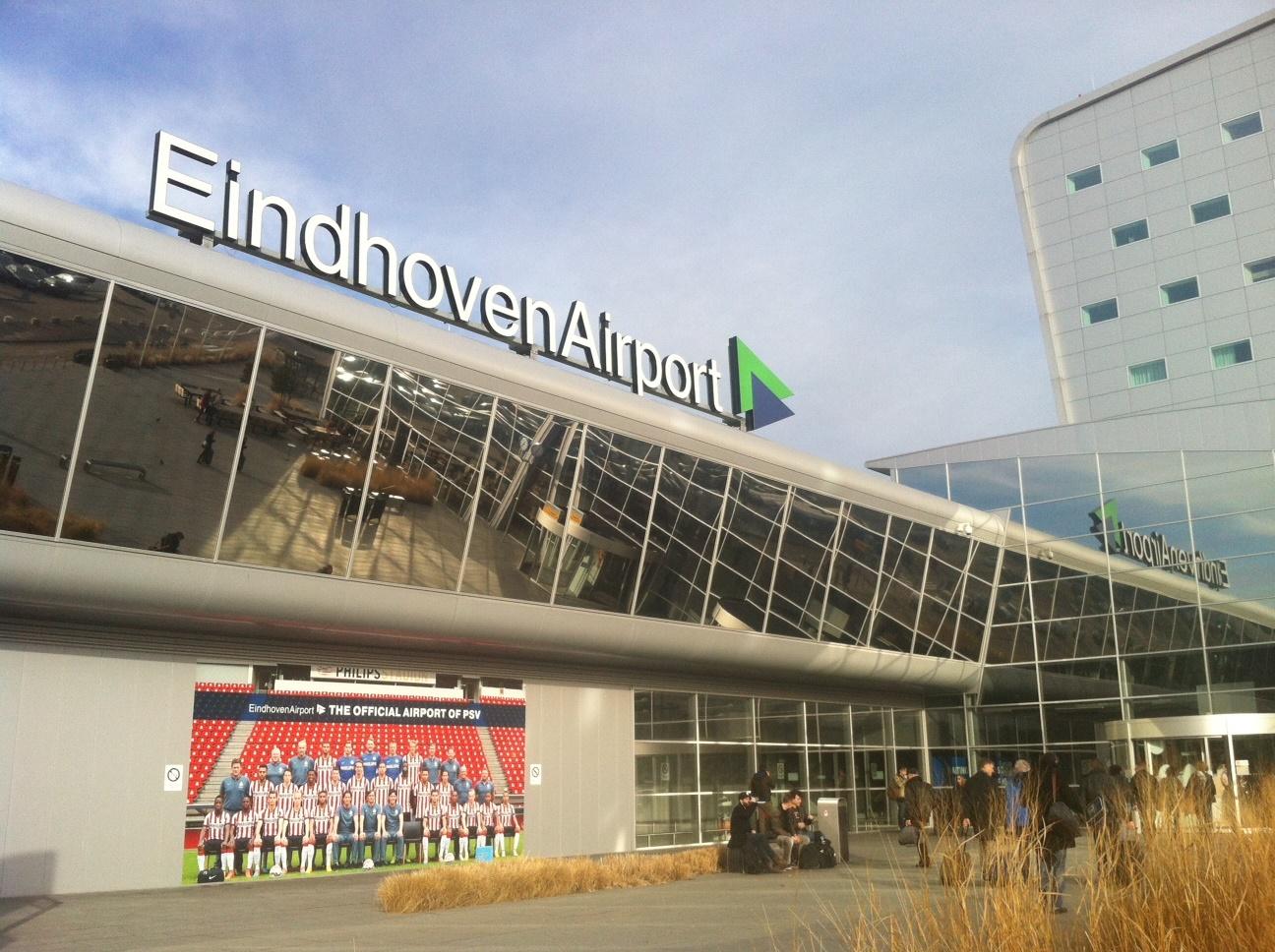 Как добраться из Эйндховена до Амстердама?