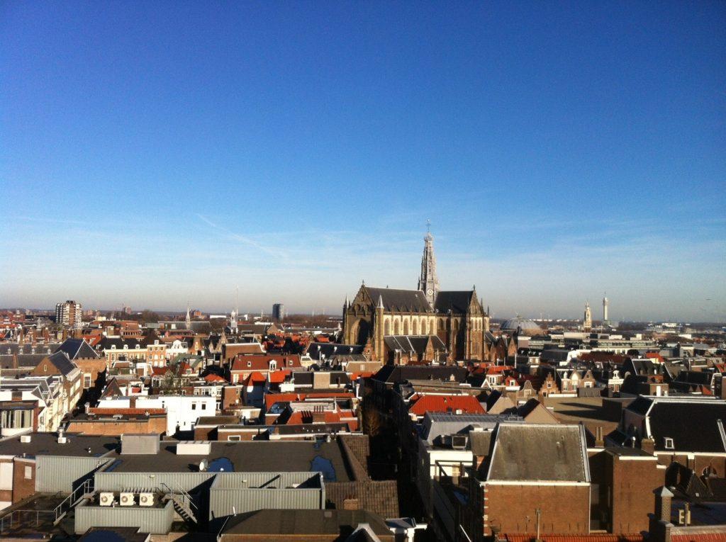 Как добраться в Харлем из Амстердама?