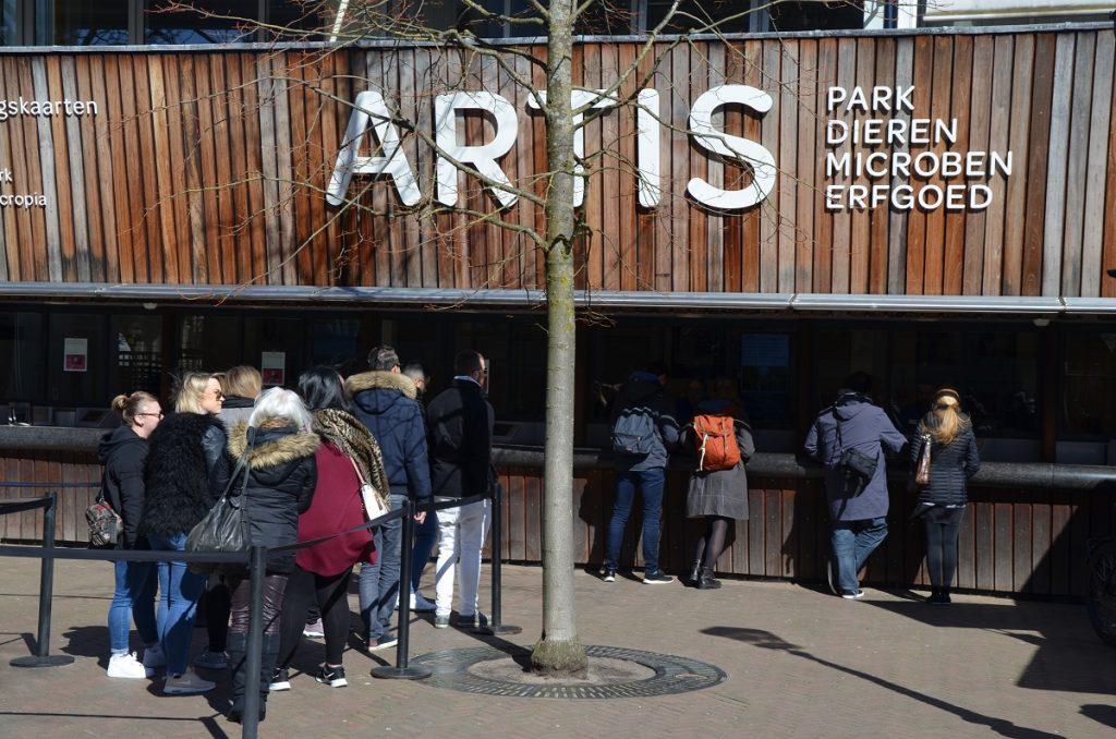 Купить билеты в зоопарк Амстердама со скидкой