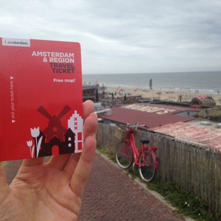 Amsterdam & Region Travel Ticket как пользоваться и что включено