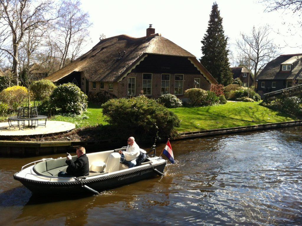 Экскурсии в Гитхорн из Амстердама