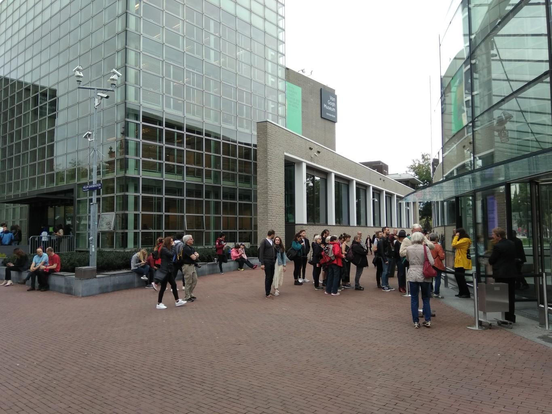Купить билеты в музей Ван Гога онлайн