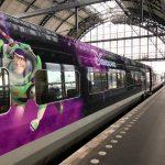 На поезде из Амстердама в Диснейленед