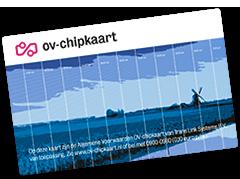 OV-карта в Голландии