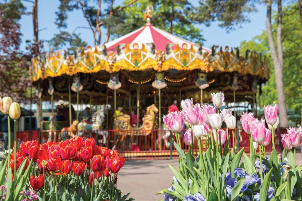 Парк Эфтелинг в Нидерландах для детей