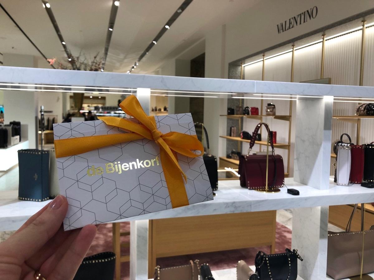 De Bijenkorf Амстердам, интернет-магазин, шоппинг онлайн