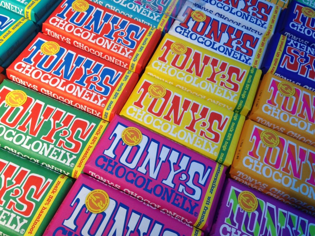 Шоколад Tony's Chocolonely