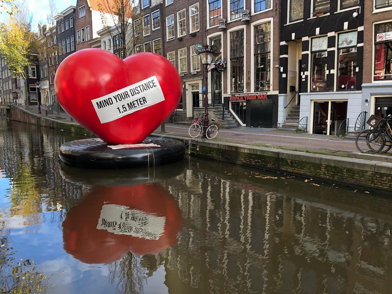 Поездка в Амстердам самостоятельно