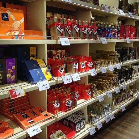 Скидка в магазинах дьюти-фри Амстердама