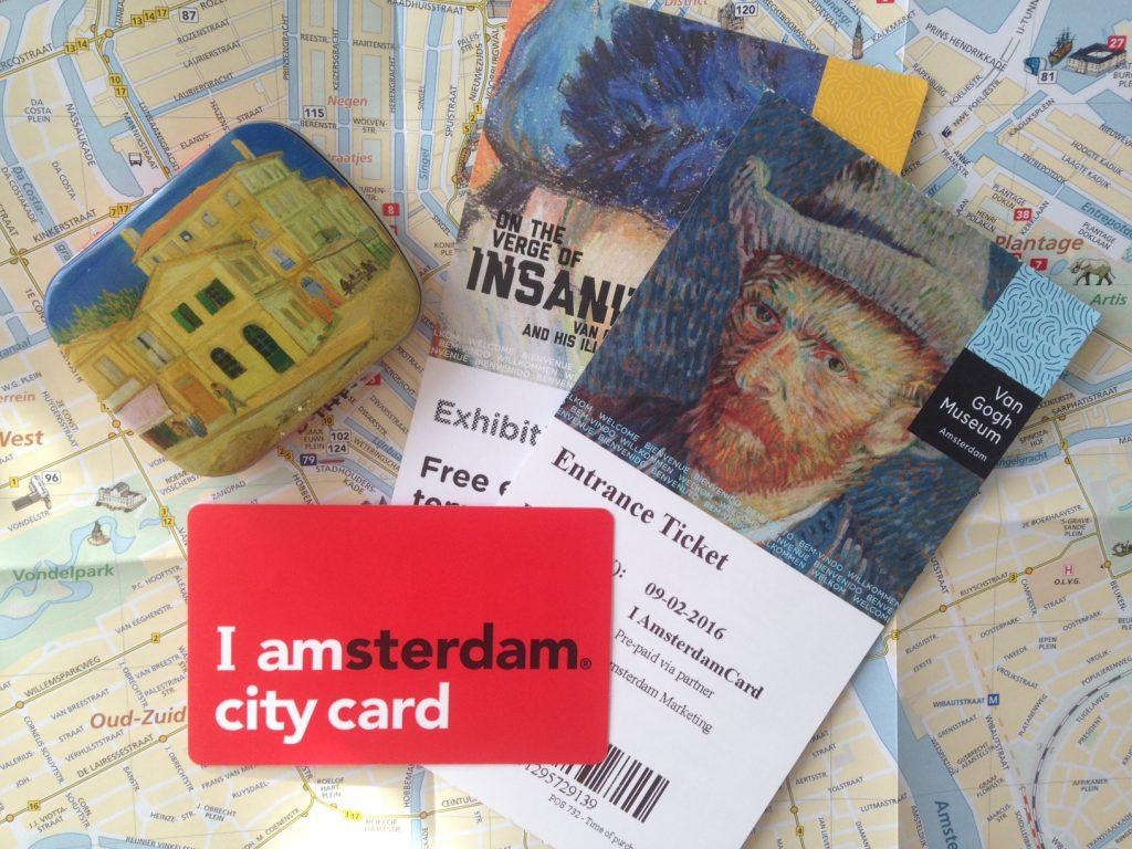 Купить билеты в музей Ван Гога