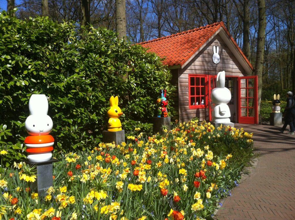 Парад цветов Bloemencorso Bollenstreek: 22-23 апреля 2017 года