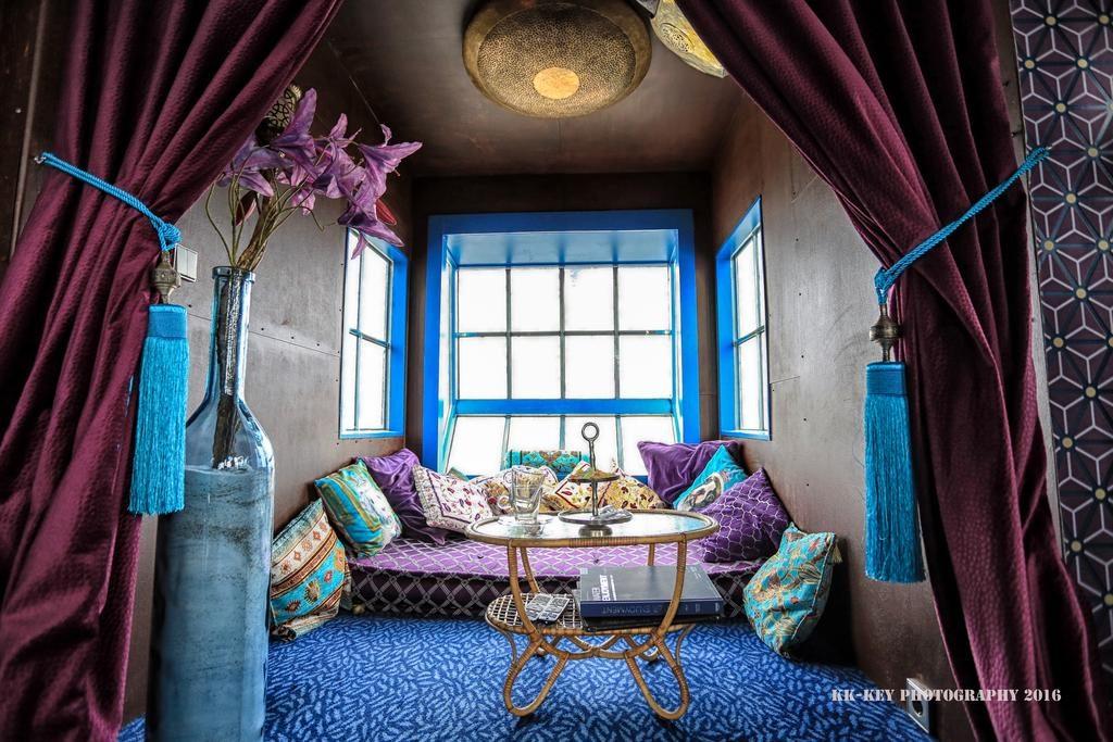 Необычные отели Амстердама. Crane Hotel Faralda