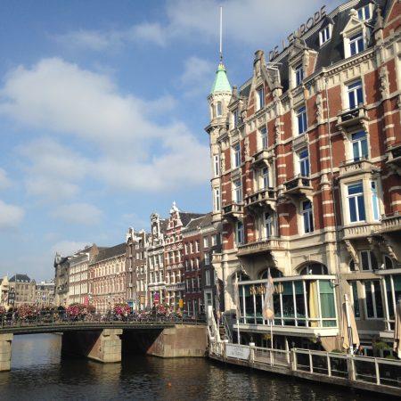 Отель 5 звезд De L'Europe Amsterdam в Амстердаме