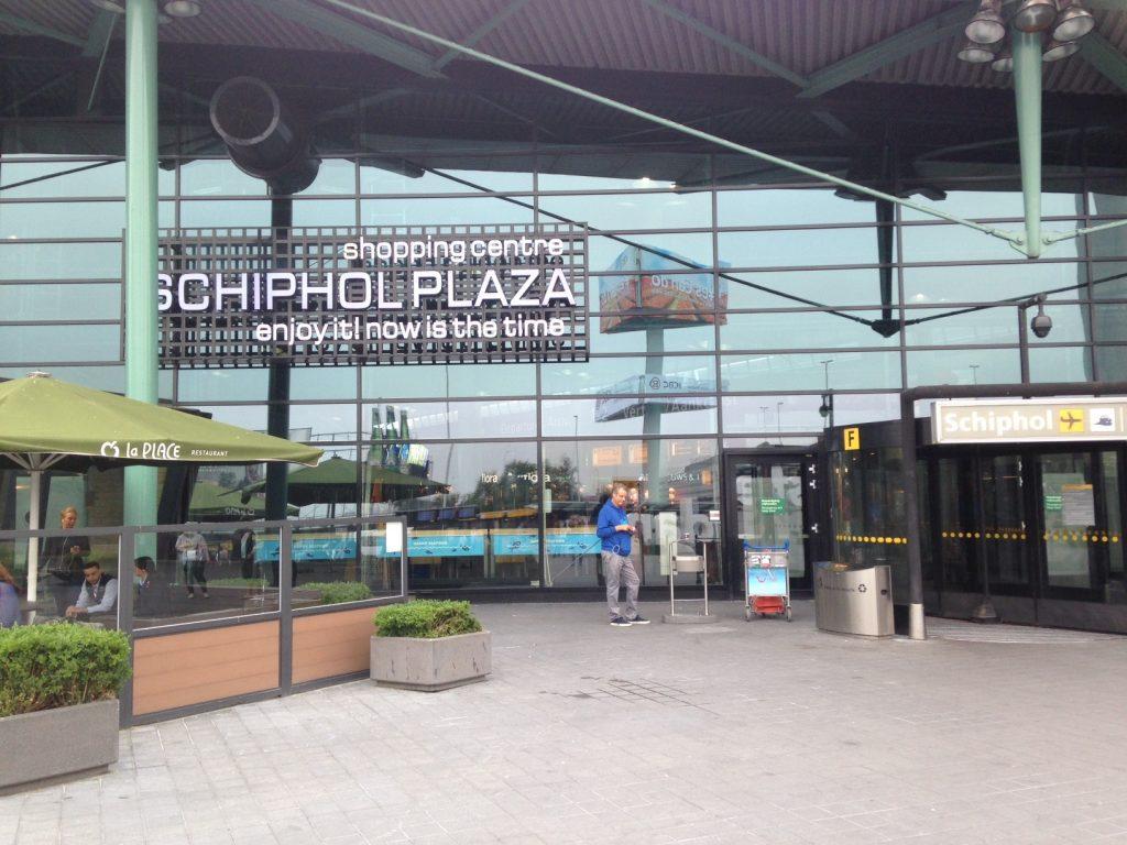 Как добраться из аэропорта Схипхол в Кекенхоф?