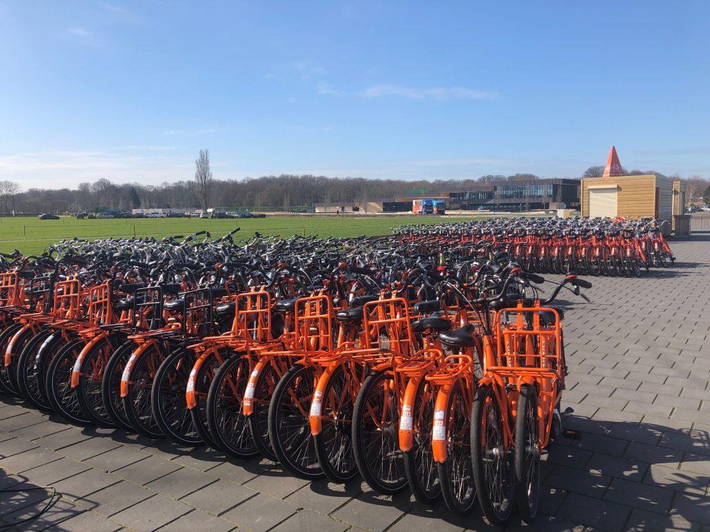 Взять велосипед в аренду в Кекенхофе