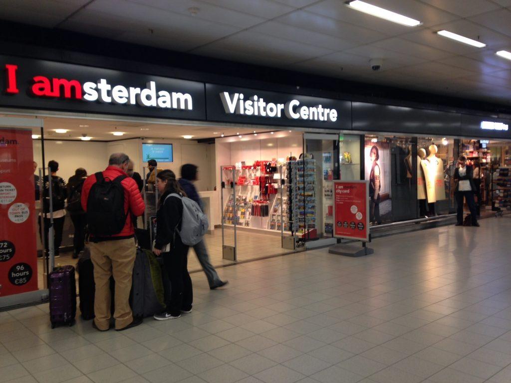 Как пользоваться картой Amsterdam & Region Travel Ticket?