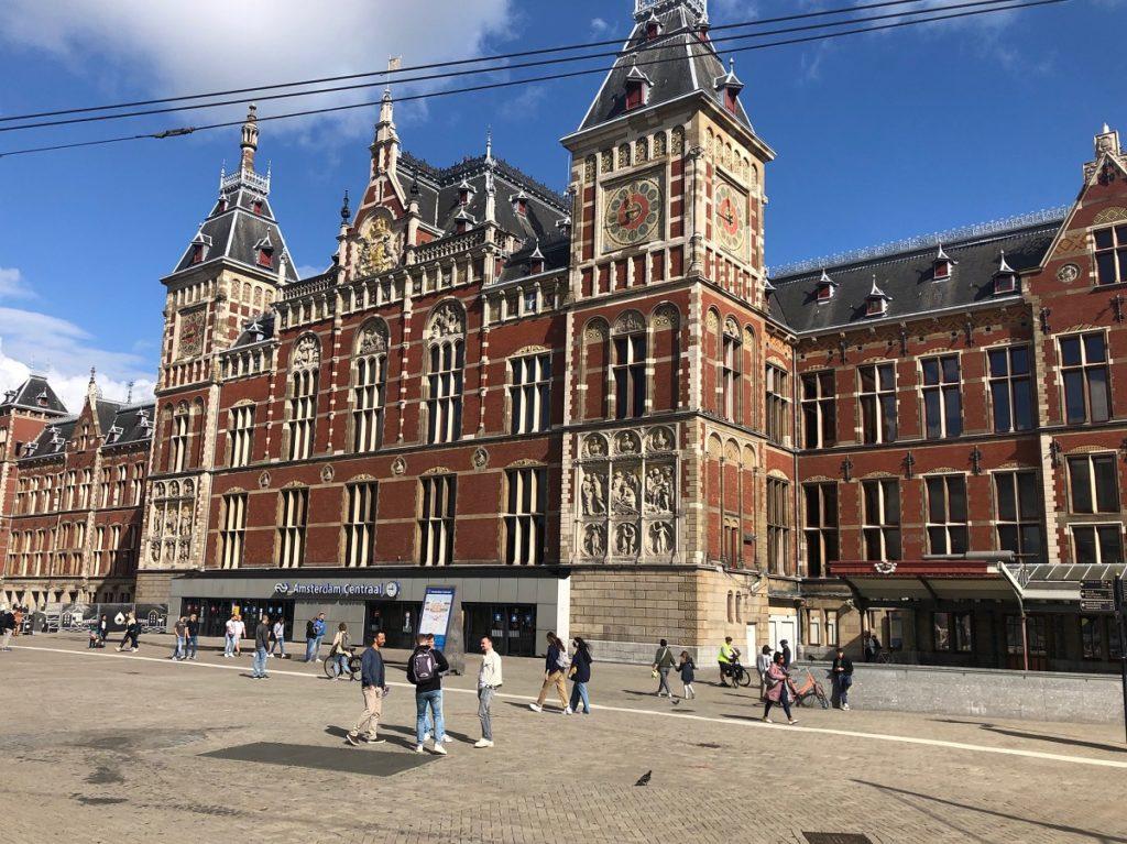 Амстердам: все для подготовки к поездке